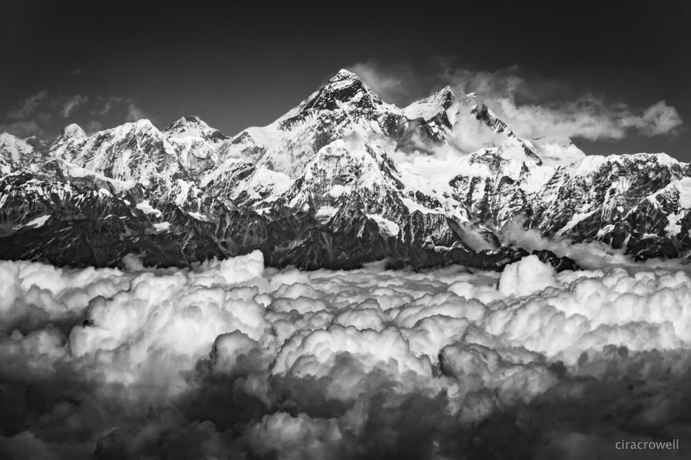 Sagarmatha - Mt. Everest, Nepal